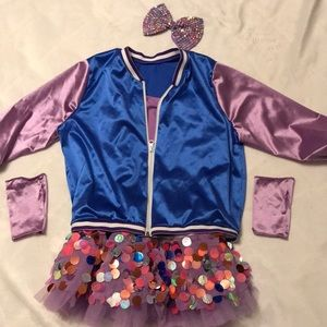 LC Weissman Dance Costume